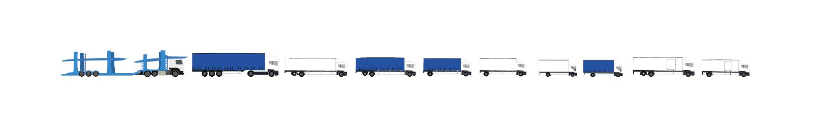 truck trailer footer
