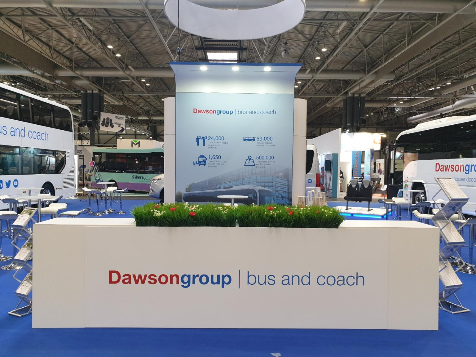 Coach and Bus UK 2019 Vision 15