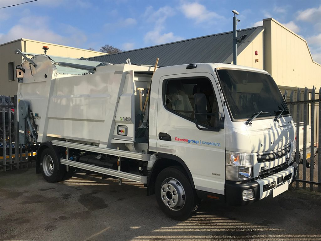 Refuse Collection Vehicle 3